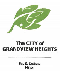 Letter from Mayor Ray DeGraw